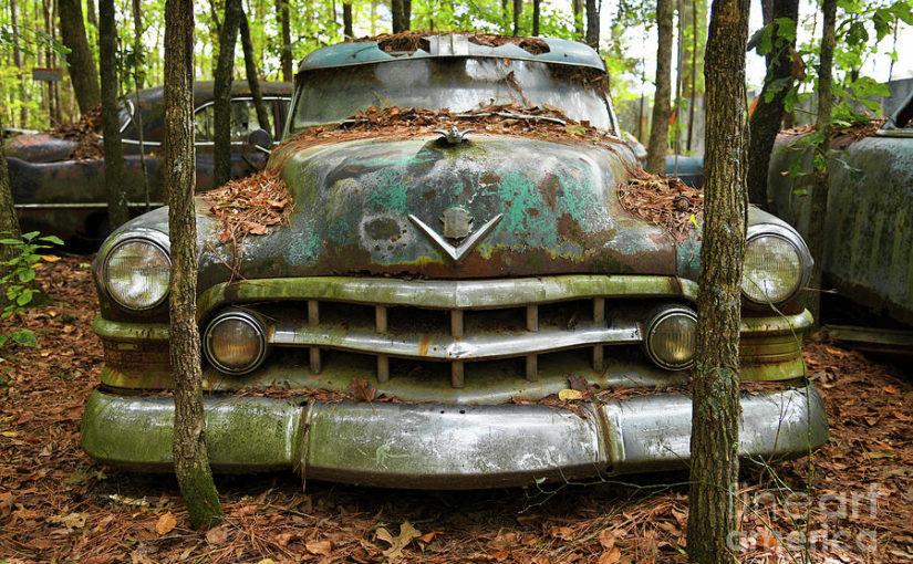 Przychodzi taki czas kiedy musimy pożegnać się ze swoim automobilem.